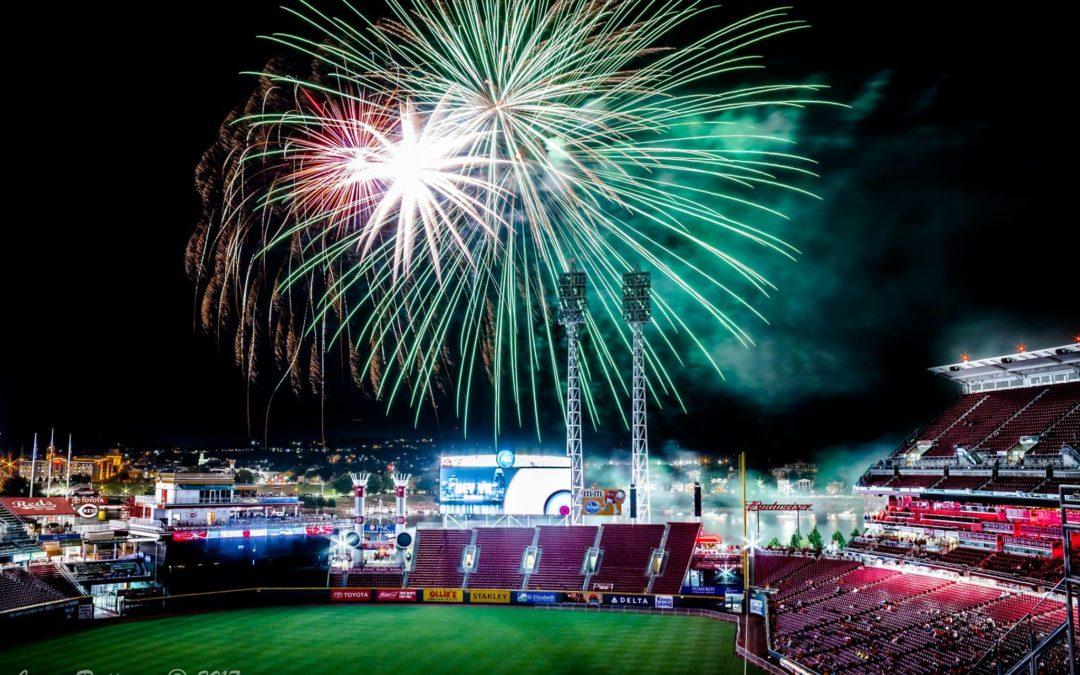 Cincinnati Reds – Fireworks Fridays