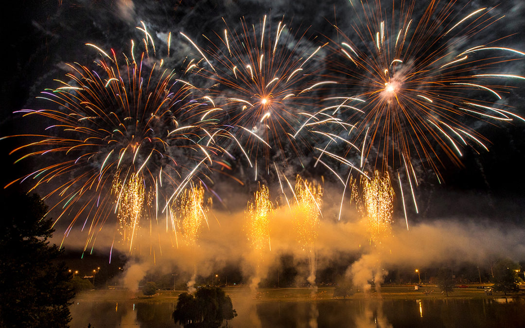 Fire Up The Night 2017 – International Competition Produced by Rozzi Fireworks