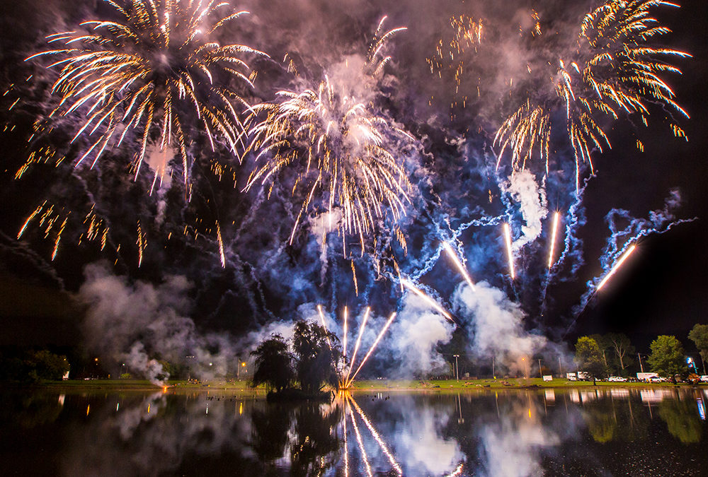 Fire Up The Night 2018 – International Competition Produced by Rozzi Fireworks